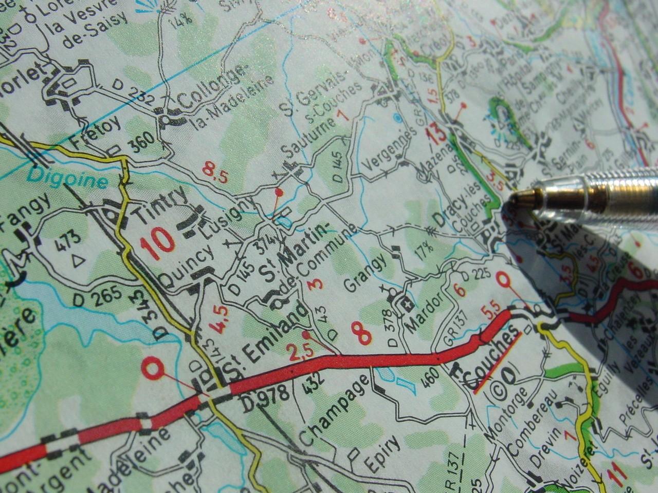 Stosowanie zaawansowanych systemów nawigacji satelitarnej gps9